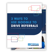 Use Google to Drive Referrals - document fan