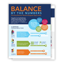 balance by the numbers - document fans
