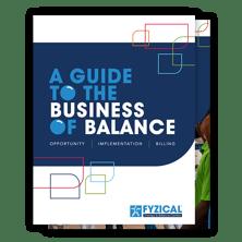 business of balance - document fans